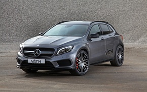 Обои X156, Mercedes-Benz, GLA-Class, мерседес, VATH, AMG, амг