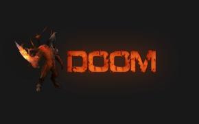 Картинка fire, steam, Dota 2, Dota, Doom, burn