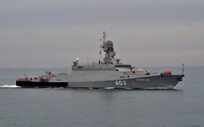 Картинка корабль, ракетный, малый, Серпухов, проекта 21631