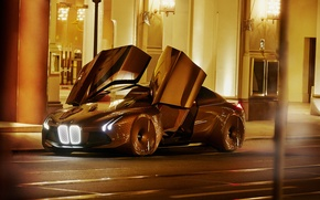 Картинка Concept, бмв, BMW, концепт, Vision, Next 100