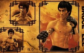 Картинка Legend, Bruce Lee, Honnoror, jeet kune do