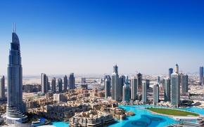 Картинка Дубай, Dubai, ОАЭ, UAE