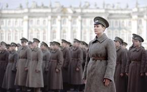 Картинка Мария Кожевникова, Батальонъ, исторический, первая мировая, шинель, первый, батальон смерти, женский, драма, бессмертный