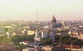 Картинка здания, дома, Питер, крыши, Санкт-Петербург, Россия, Russia, спб, St. Petersburg, spb