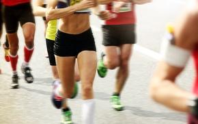Картинка participants, marathon, competence