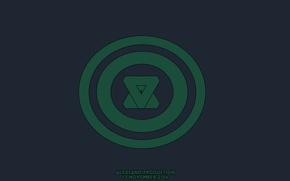 Картинка минимализм, логотип, logo, minimalism, creativ, alexcano