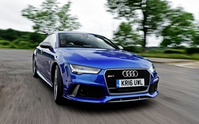 Обои ауди, RS 7, Audi, Sportback