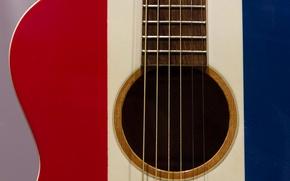 Картинка гитара, фон, музыка
