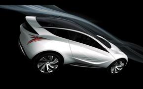 Обои kazamai, concept, mazda, авто, машина