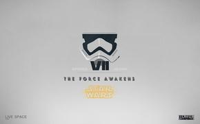 Картинка LiVE SPACE, Star Wars VII. episode vii, SW 7