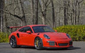 Картинка Porsche, One, GT3, Forged, Wheels, 991, Piece, Forgeline, Monoblock, GE1