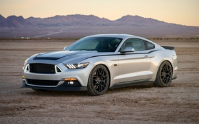 Обои RTR, 2017, Стиль, красавец, Ford Mustang