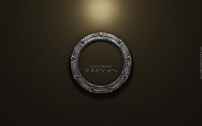 Картинка Stargate, Звёздные врата, адрес звездных врат земли, Шеврон, Chappa'ai