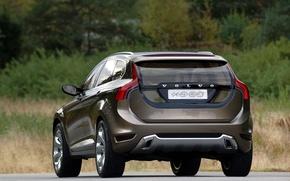 Картинка Volvo, concept, jeep, xc60