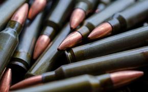 Картинка macro, bullet, 5.56