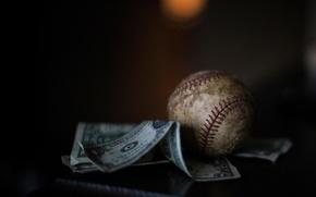 Картинка мяч, деньги, Moneyball