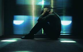 Картинка грусть, печаль, grief, Плохие мысли, bad thoughts