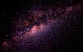 Обои звезды, галактики, млечьный путь, ночьное небо