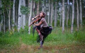 Картинка музыкант, композитор, Линдси Стирлинг, Lindsey Stirling, скрипачка, сценический актёр