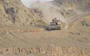 Обои армия, leopard 2a6, война, танк