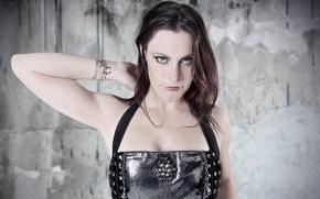 Картинка девушка, Nightwish, вокалистка, Floor Jansen, Флор Янсен, Revamp