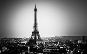 paris, париж, эйфелева башня обои