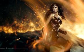 Картинка Wonder Woman, DC Comics, Gal Gadot, Batman v Superman