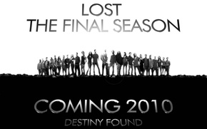 Обои destiny found, люди, Lost