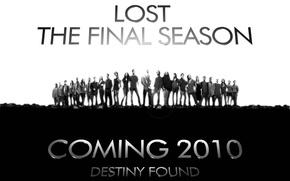 Обои destiny found, люди, Lost