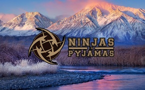 Картинка CSGO, nip, NiP, Counter-Strike: Global Offensive, Ninjas in Pyjamas, Proffesional team