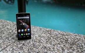 Картинка Android, One, White, Smartphone, Telephone, CyanogenMod, 11S, OnePlus