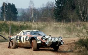 Картинка машины, Rally, stratos