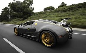 Обои bugatti, veyron, mansory vincero linea d'oro
