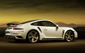 Картинка 911, Porsche, GTR, порше, Turbo, TopCar, турбо, Stinger