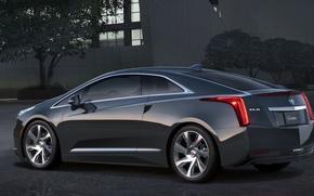 Картинка Cadillac, купе, роскошь, ELR