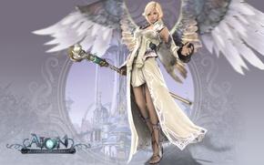 Картинка игры, ангелы, воин, Alon
