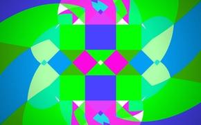Картинка линии, узор, цвет, хаос