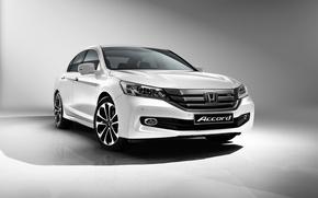 Обои хонда, Accord, 2014, аккорд, Honda, CIS-spec