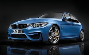 Картинка BMW, Sedan, 2015