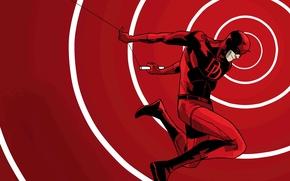 Картинка костюм, Daredevil, Сорвиголова, MARVEL