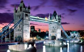 Обои Англия, Лондон, Мост