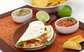 Картинка начинка, snack, закуска, лаваш, Mexican food, sandwich filling, мексиканская еда