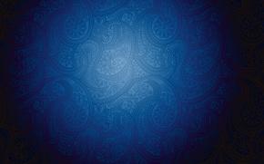 Обои обои, синий, текстура, фон, узоры
