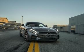 Картинка Mercedes, AMG, GTS, Autohaus, Boden