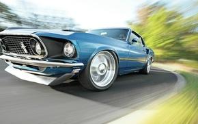 Картинка Mustang, Ford, Cobra Jet, Mach1