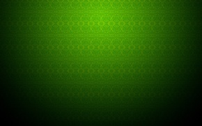 Обои зелёный, узоры