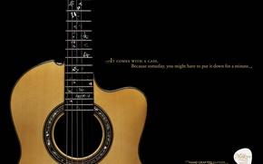 Картинка гитара, guitar, Manzer