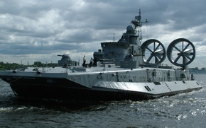 Картинка powerful, Hovercraft, Russian Navy, Russian power, Zubr-class LCAC, Zubr-class, mordovia