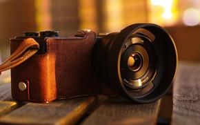 Картинка макро, фон, камера, SIGMA