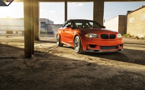 Картинка car, авто, обои, бмв, BMW, Vorsteiner, tuning, 1 series, E82